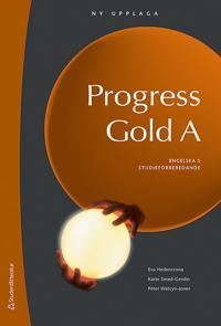 Progress Gold A Elevbok med digital del : Engelska 5