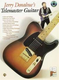 Jerry Donahue's Telemaster Guitar: Book & CD [With CD]