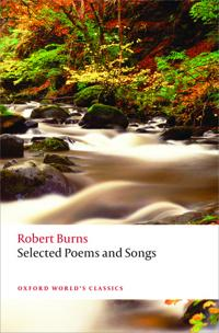 Robert Burns Selected Poems and Songs