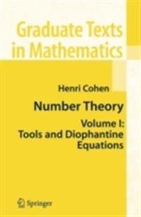 Number Theory, Volume 1: Tools and Diophantine Equations
