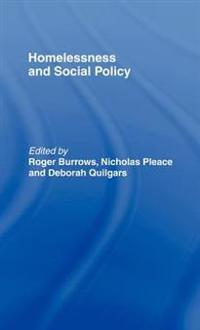 Homelessness and Social Policy