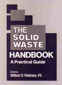 The Solid Waste Handbook: A Practical Guide