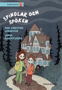 E-bok Spindlar och spöken av Ewa Christina Johansson