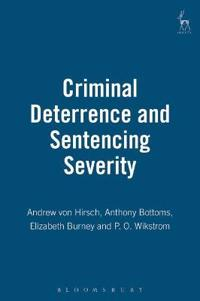 Criminal Deterrence and Sentence Severity