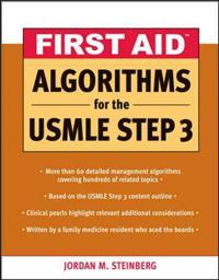 Algorithms for USMLE Step 3