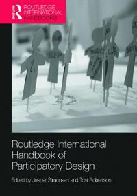 Routledge International Handbook of Participatory Design