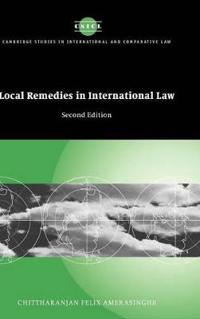 Local Remedies in International Law