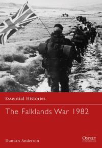 The Falklands War 1982