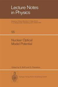Nuclear Optical Model Potential