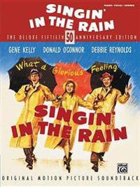 Singin' in the Rain: Piano/Vocal/Chords