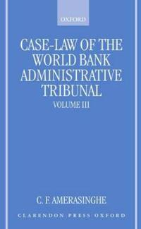 Case-Law of the World Bank Administrative Tribunal