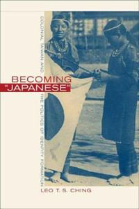 Becoming Japanese