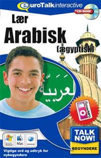 Talk now! Arabiska (Egyptisk)