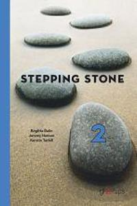 Stepping Stone 2 Elevbok 2:a uppl inkl CD