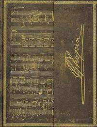 Chopin, Polonaise in A-flat Major Ultra Lined Journal