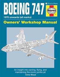 Boeing 747 Owners' Workshop Manual