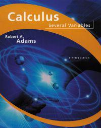 Calculus of Several Variables