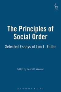 The Principles of Social Order