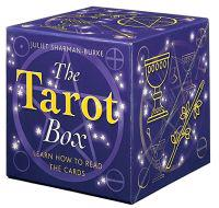 The Tarot Box, Book in a Box: Learn How to Read the Cards [With Full Tarot Deck and Clip-Fit Layout Board and Tarot Instruction Book]