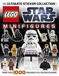 LEGO Star Wars Minifigures Ultimate Sticker Collection