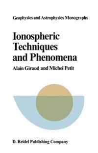 Ionospheric Techniques and Phenomena