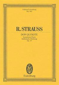 R. Strauss: Don Quixote: Symphonic Poem