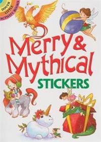 Merry and Mythical Stickers