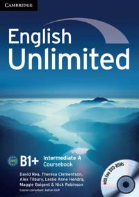 English Unlimited Intermediate a Combo