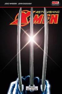 "Astonishing ""X-Men"" Trilogy Collection"