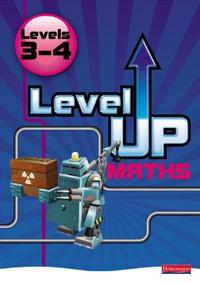 Level Up Maths: Access Book (Level 3-4)