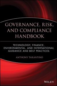Governance, Risk, and Compliance Handbook: Technology, Finance, Environment