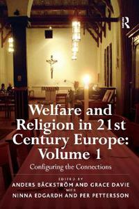 Welfare and Religion in 21st Century Europe