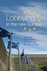 Lobbying in the New Europe