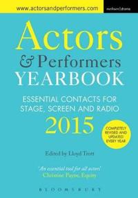 Actors & Performers Yearbook 2015