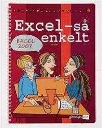 Så enkelt - Excel  Windows Vista/Office 2007