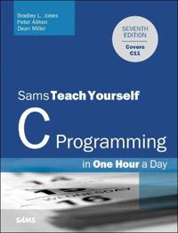 Sams Teach Yourself C Programming