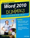 Word 2010 eLearning Kit for Dummies [With CDROM]