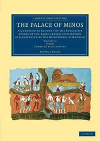 The Palace of Minos: Volume 5, Index Volume