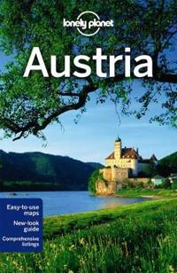 Lonely Planet Austria [With Map]