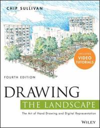 Drawing the Landscape: The Art of Hand Drawing and Digital Representation