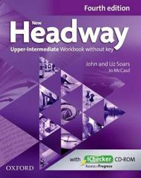 New Headway: Upper-Intermediate : Workbook + Ichecker Without Key