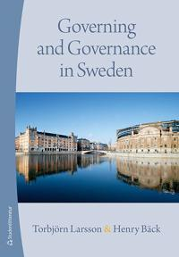 Governing and Governance in Sweden