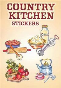 Country Kitchen Stickers