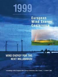1999 European Wind Energy Conference