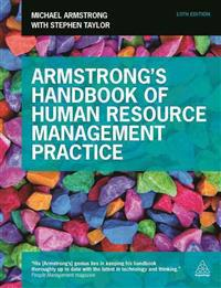 Armstrong's Handbook of Human Resource Management Practice