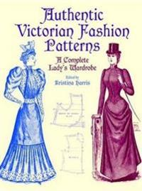 Authentic Victorian Fashion Patterns