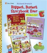 Biggest, Busiest Storybook Ever