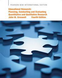 Educational Research: Planning,Conducting, and Evaluating Quantitative and Qualitative Research, Plus MyEducationLab without eText