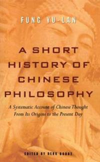 Short History of Chinese Philosophy
