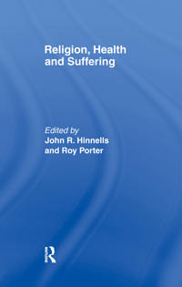 Religion, Health, and Suffering